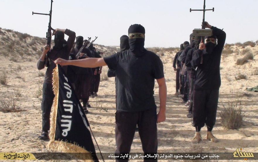 Islamic State in Sinai Province