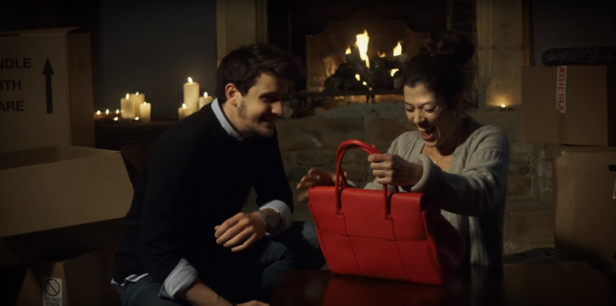 Mulberry Christmas Campaign 2015