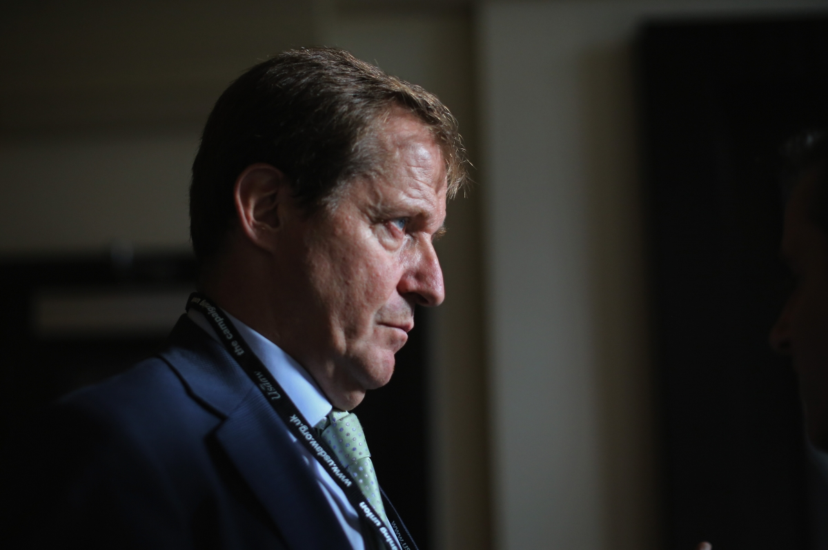 Alastair Campbell backs the Equality4MentalHealth campaign