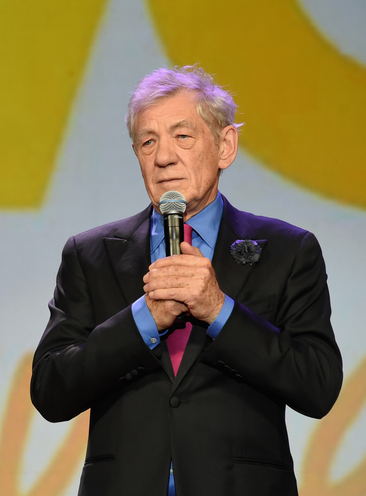 Sir Ian McKellen has backed the campaign
