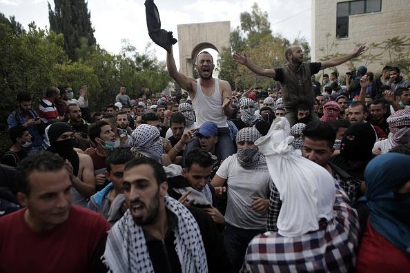 Palestinian Israel