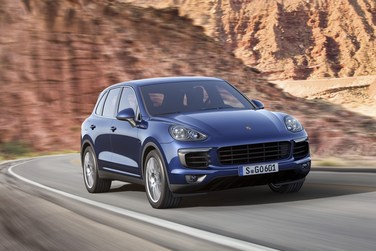 Porsche could phase out diesel engines