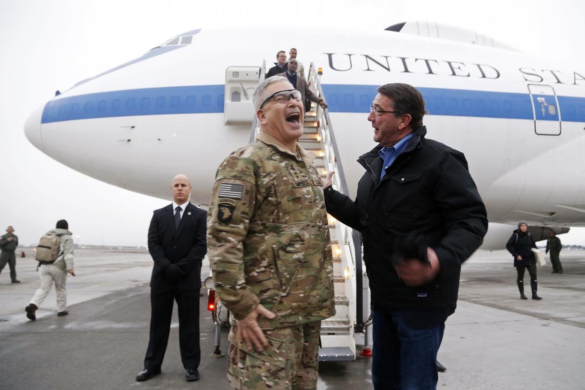 Pentagon Afghan spending