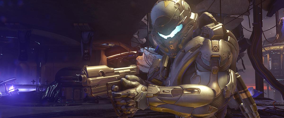 Halo 5 Guardians Locke