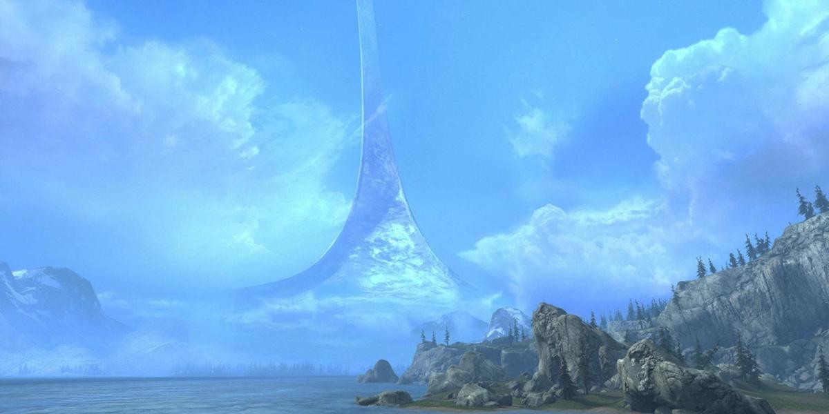 Halo Ring Bungie Microsoft Xbox