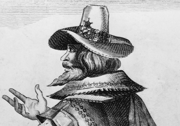 Robert Catesby Guy Fawkes Gunpowder Plot