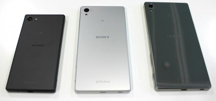sony xperia z5 compact size premium