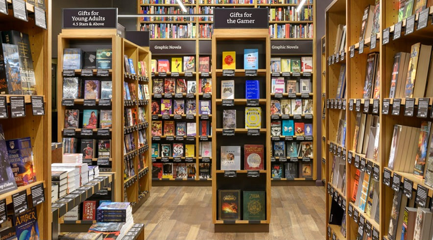 Amazon Books retail store