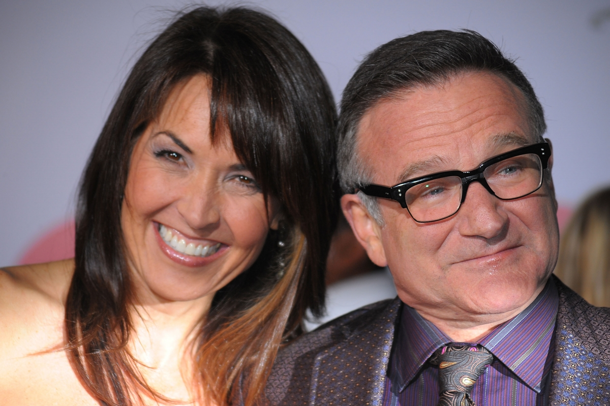 Robin and Susan Williams