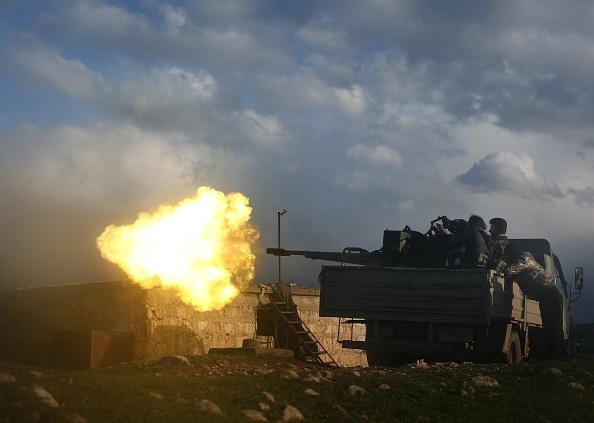 Australian terrorists fighting in Syria