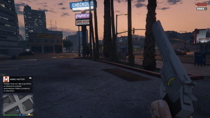 GTA 5 DLC: Magnum