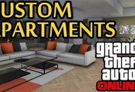GTA 5 :Apartment Customisation DLC