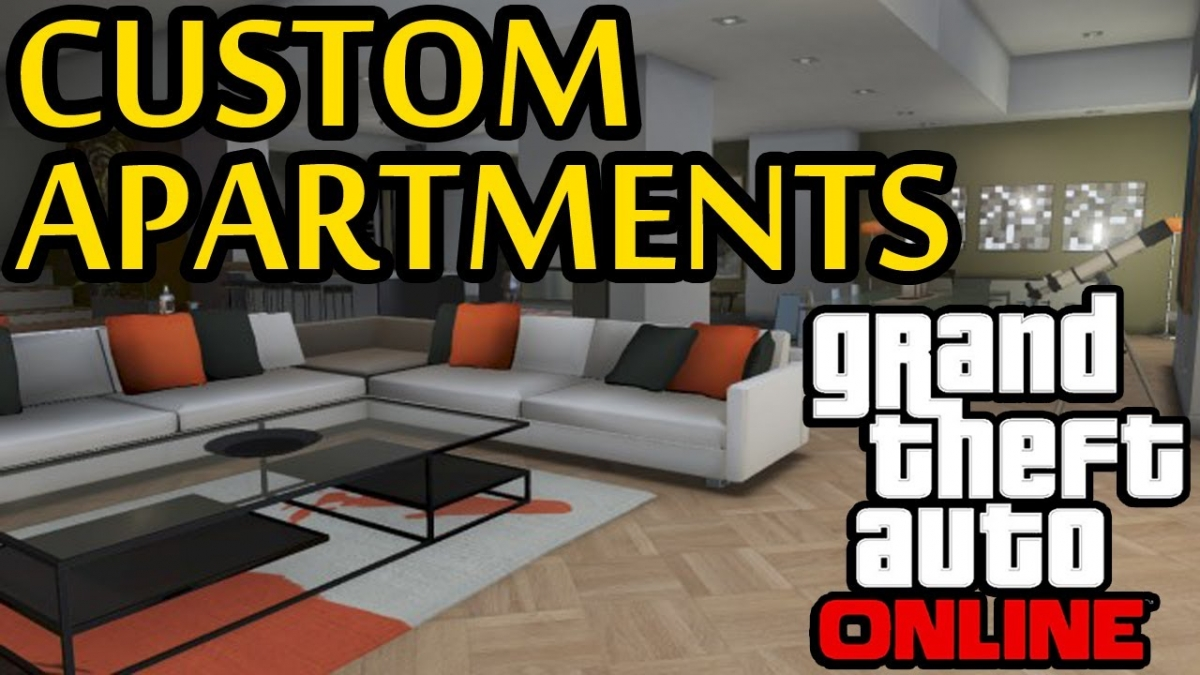 GTA 5 :Apartment Customisation DLC