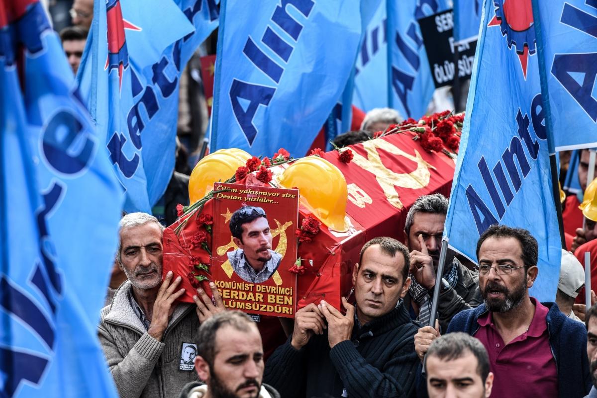Twin bombings in Ankara