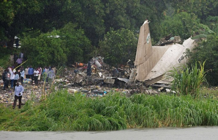 South Sudan plane crash