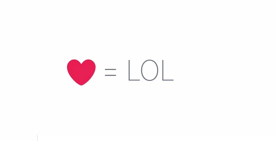 How to change Twitter heart icon
