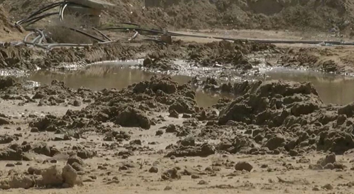 Gaza: Egyptian authorities flood smuggling tunnels