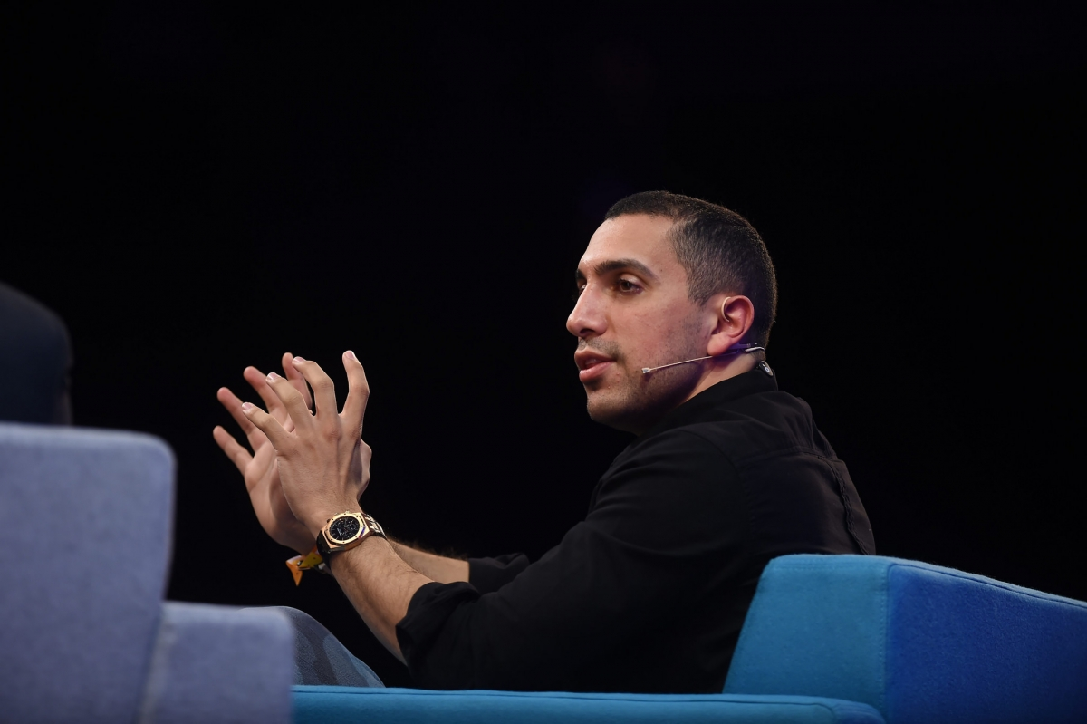 Sean Rad Tinder co-founder Web Summit