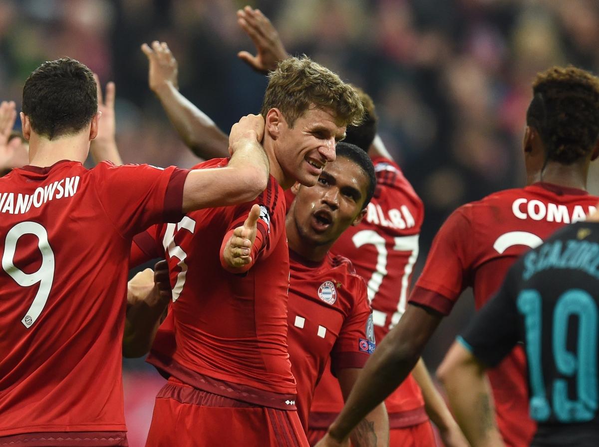 Dynamo Bayern Live