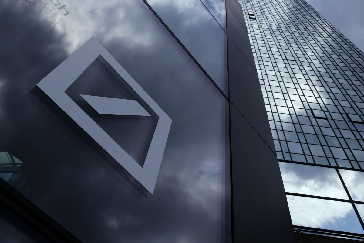 Deutsche Bank to pay a penalty of $258 million to New York and U.S. banking regulators