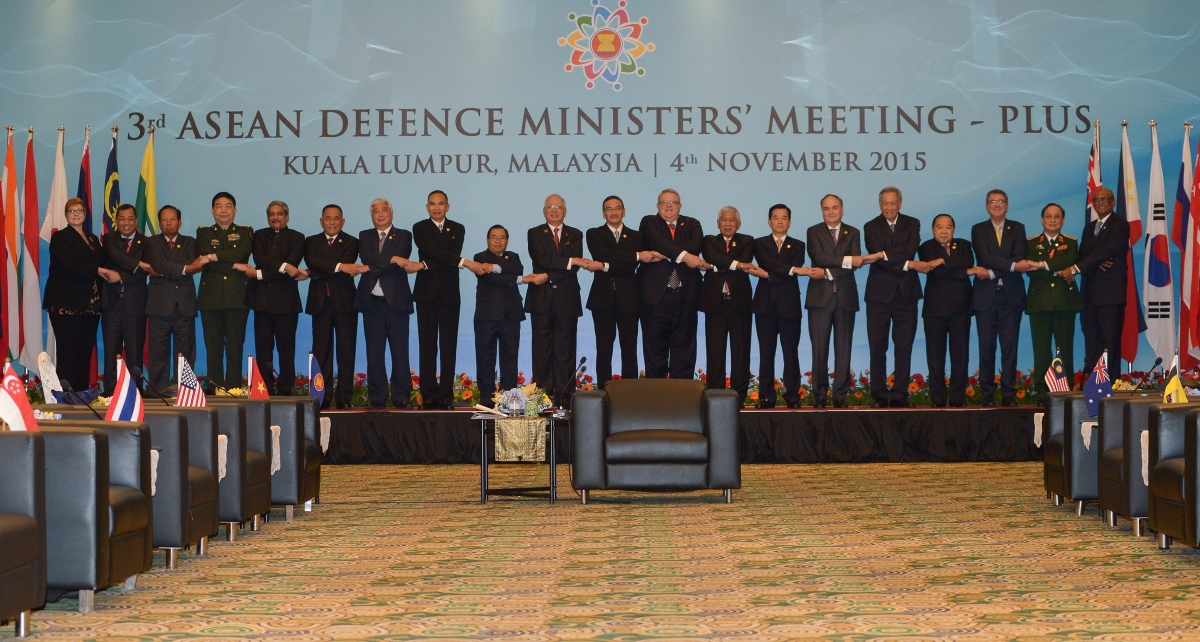 Asean defence minisers meeting
