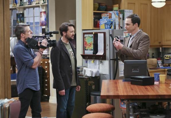 The Big Bang Theory Season 9 Live Online Leonard And Penny Are