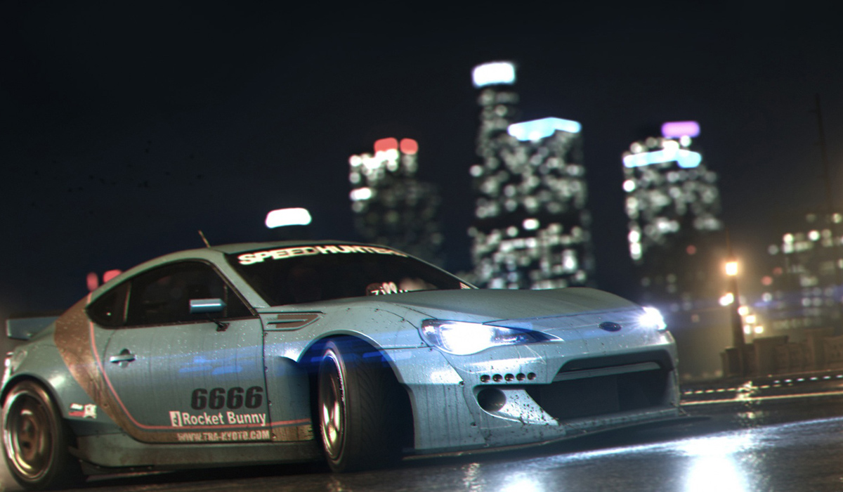 Need For Speed 2015 DLC