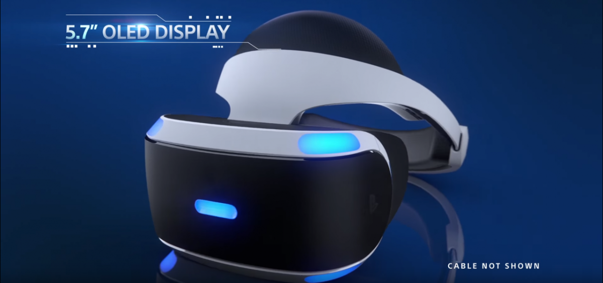 PlayStation VR PSVR