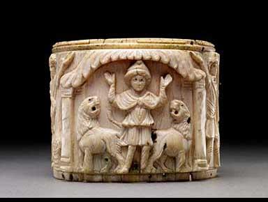 Egypt exhibit at British Museum