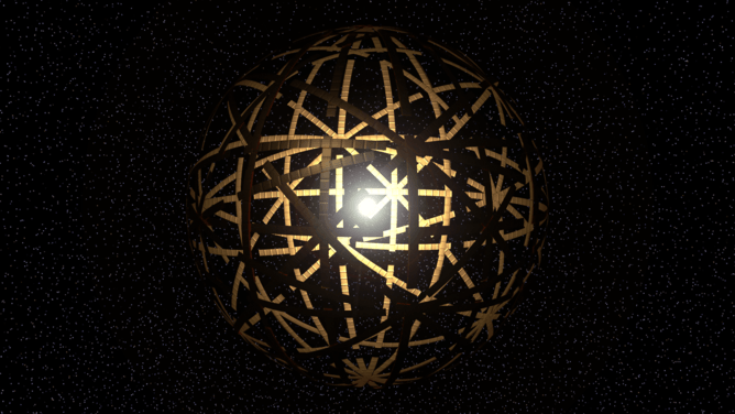 Alien megastructure: Brian Cox says Dyson Sphere around distant star 'wouldn't be horrendously surprising'