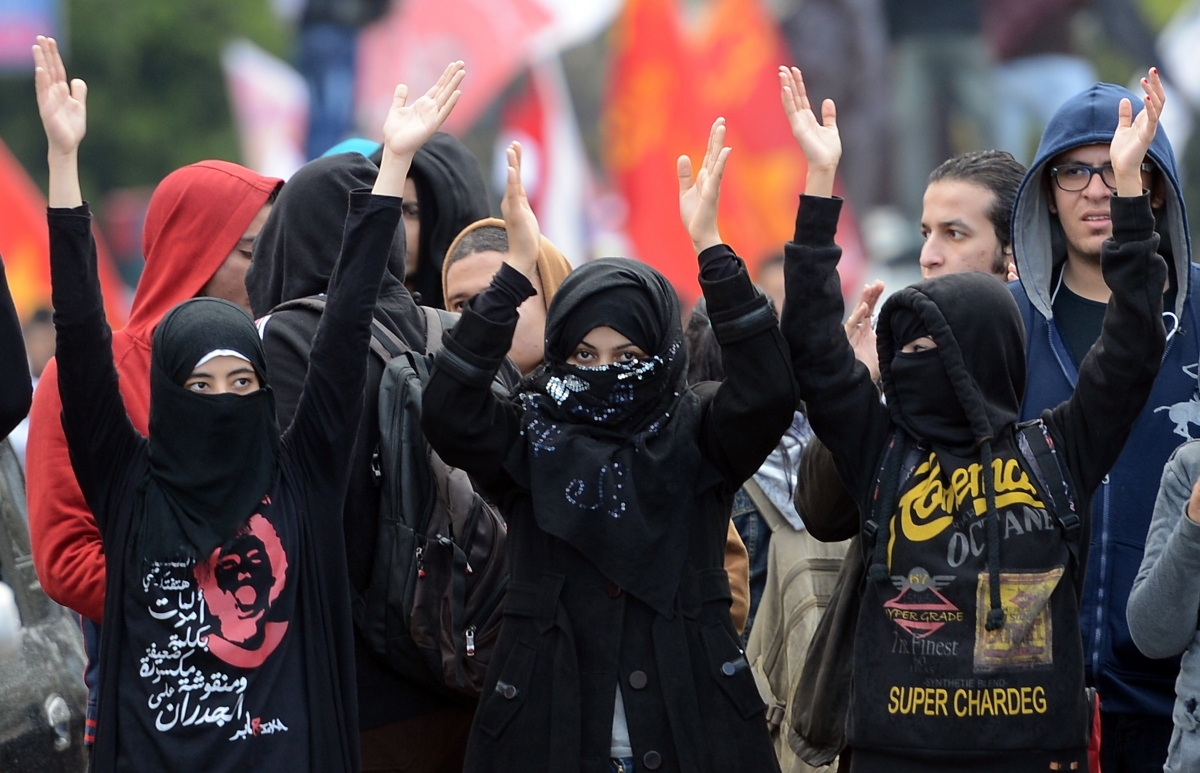 black bloc egypt