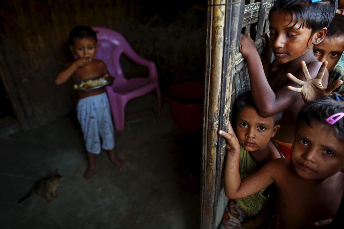Myanmar elections Rohingya Muslims