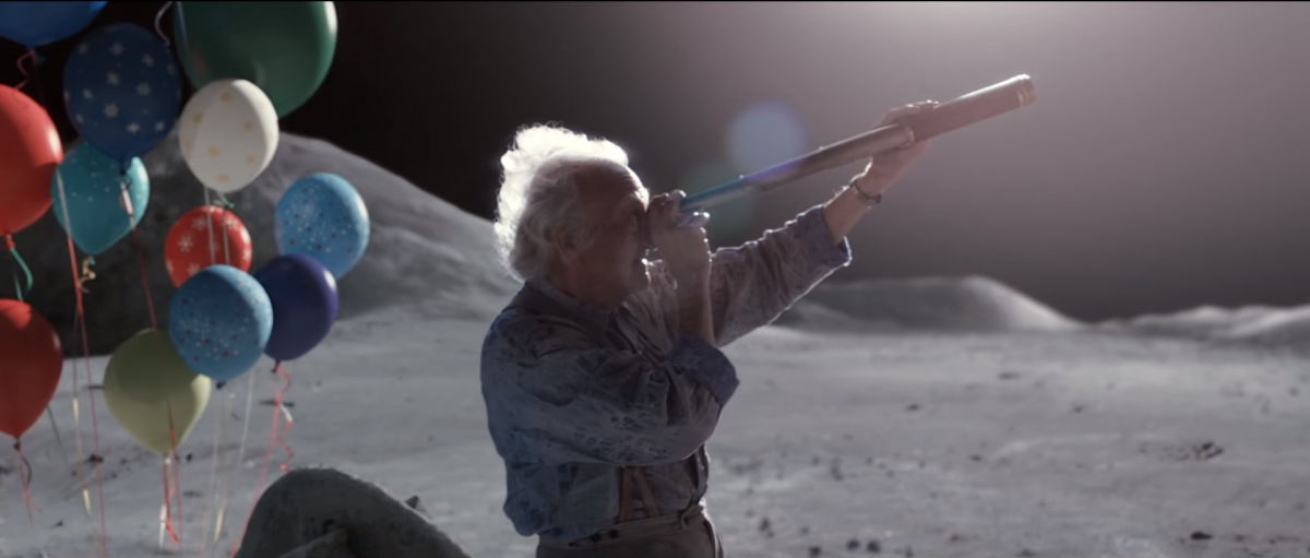 John Lewis Christmas Advert Don T Buy To Show Compassion Volunteer