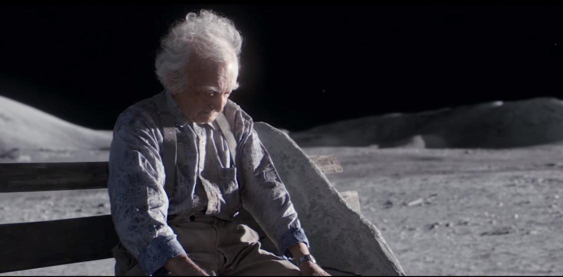 John Lewis Man On The Moon