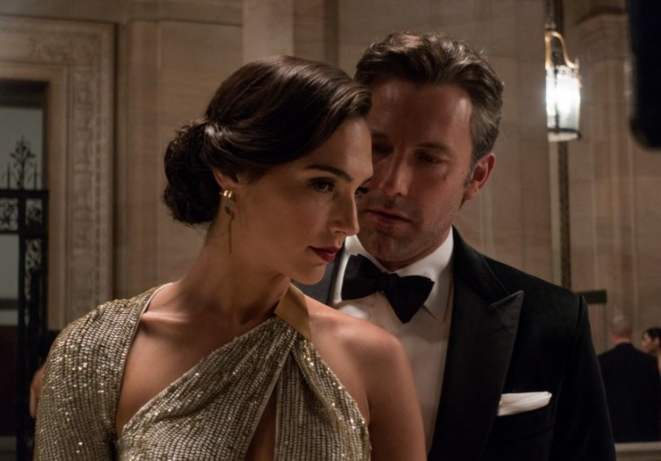 Gal Gadot and Ben Affleck