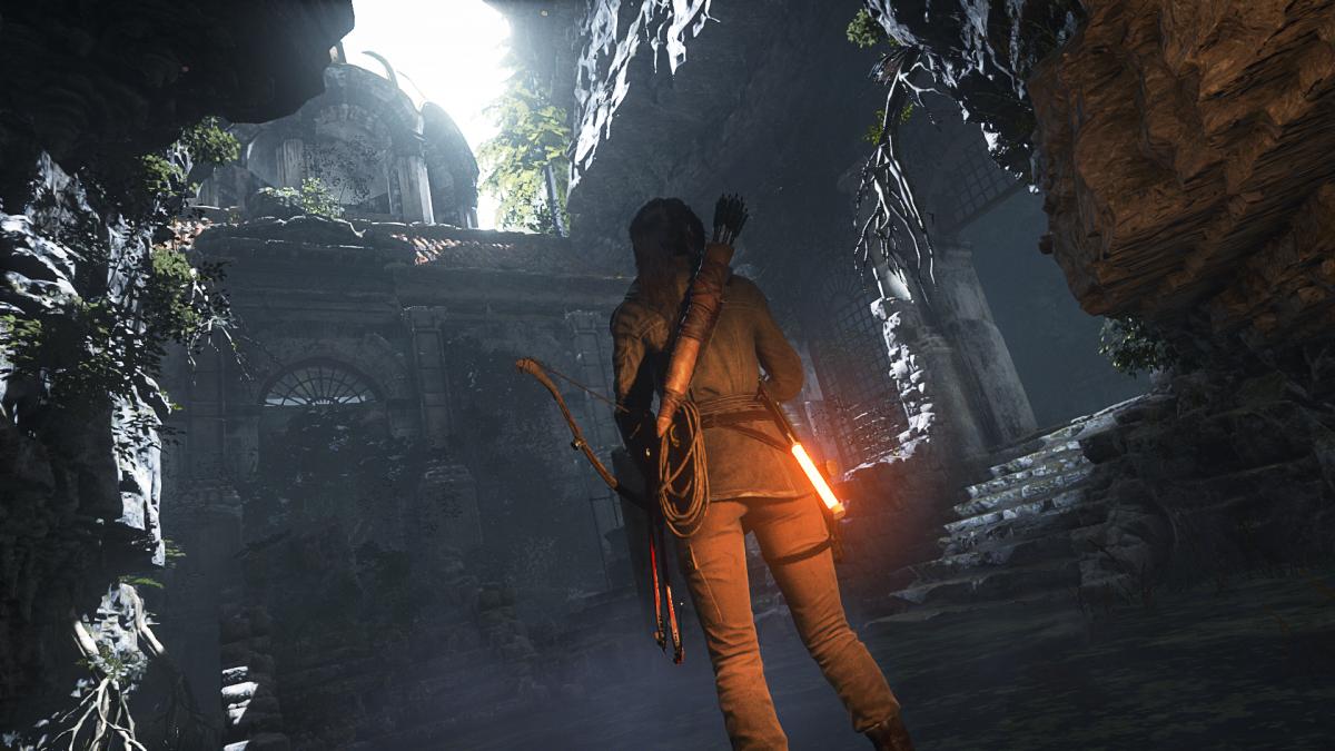 Rise of the Tomb Raider Lara Croft