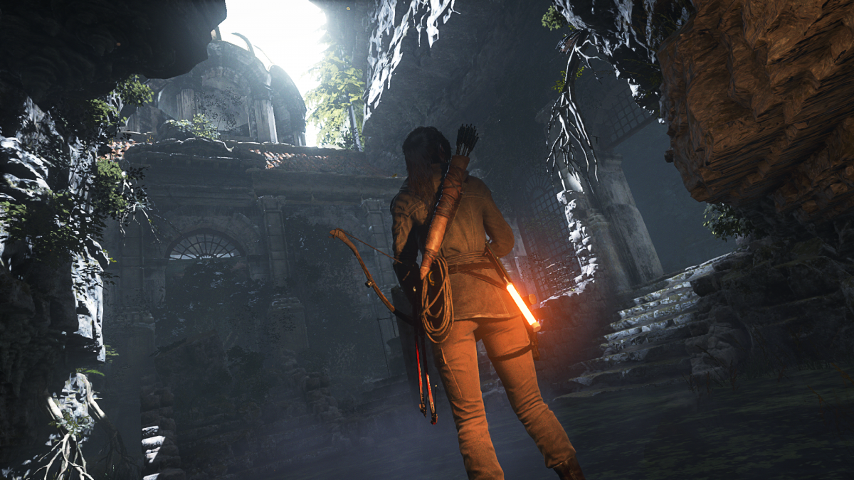 Rise of the Tomb Raider Lara Croft