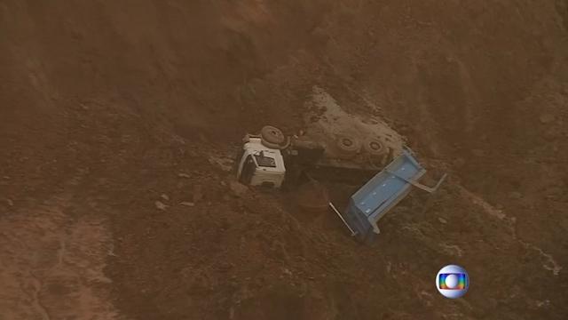 Brazil dam collapses