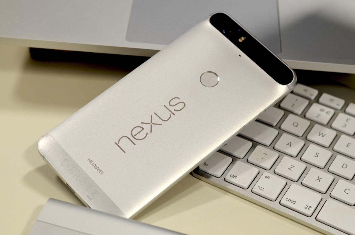 Google Nexus 6P by Huawei