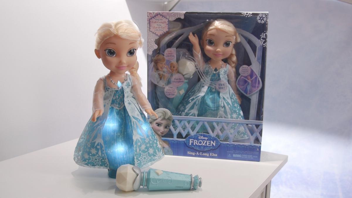 Disney Frozen Sing-A-Long Elsa