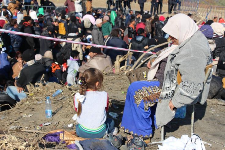 Serbia refugee crisis