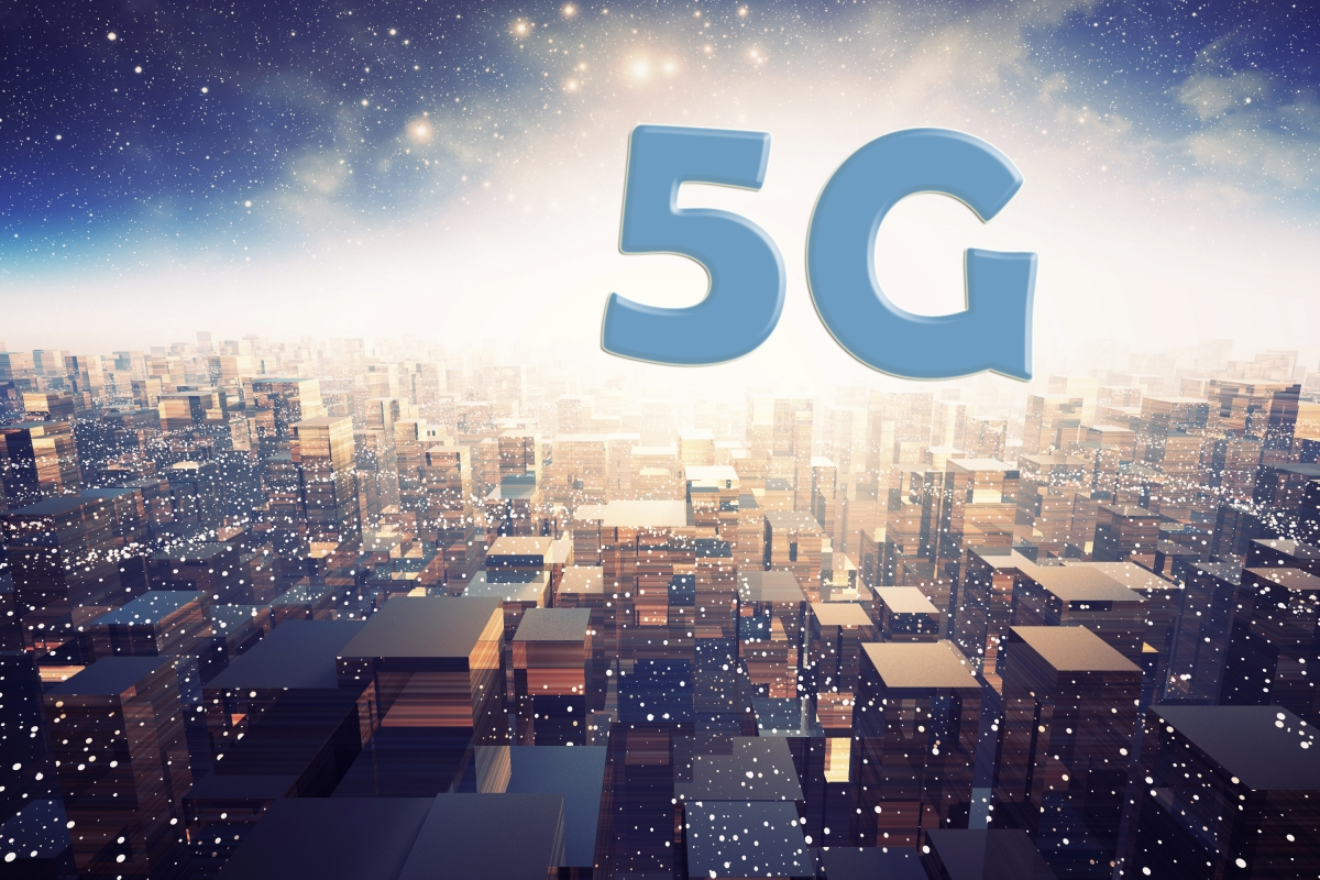 5G in the city of the future