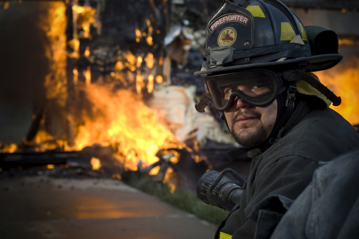 Fireman helmets will stream video in real-time