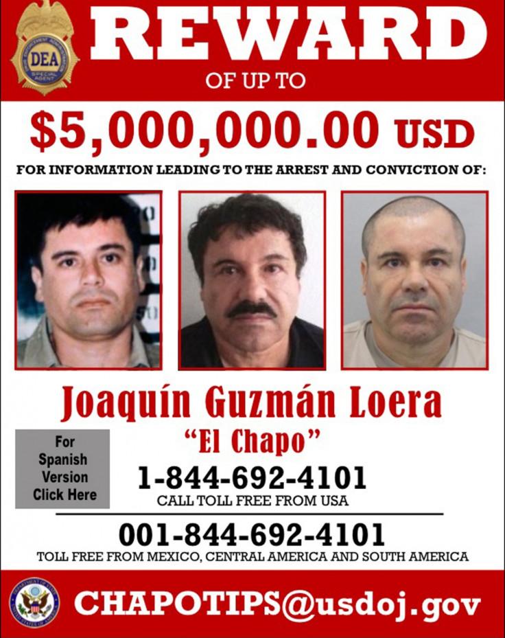 El Chapo wanted