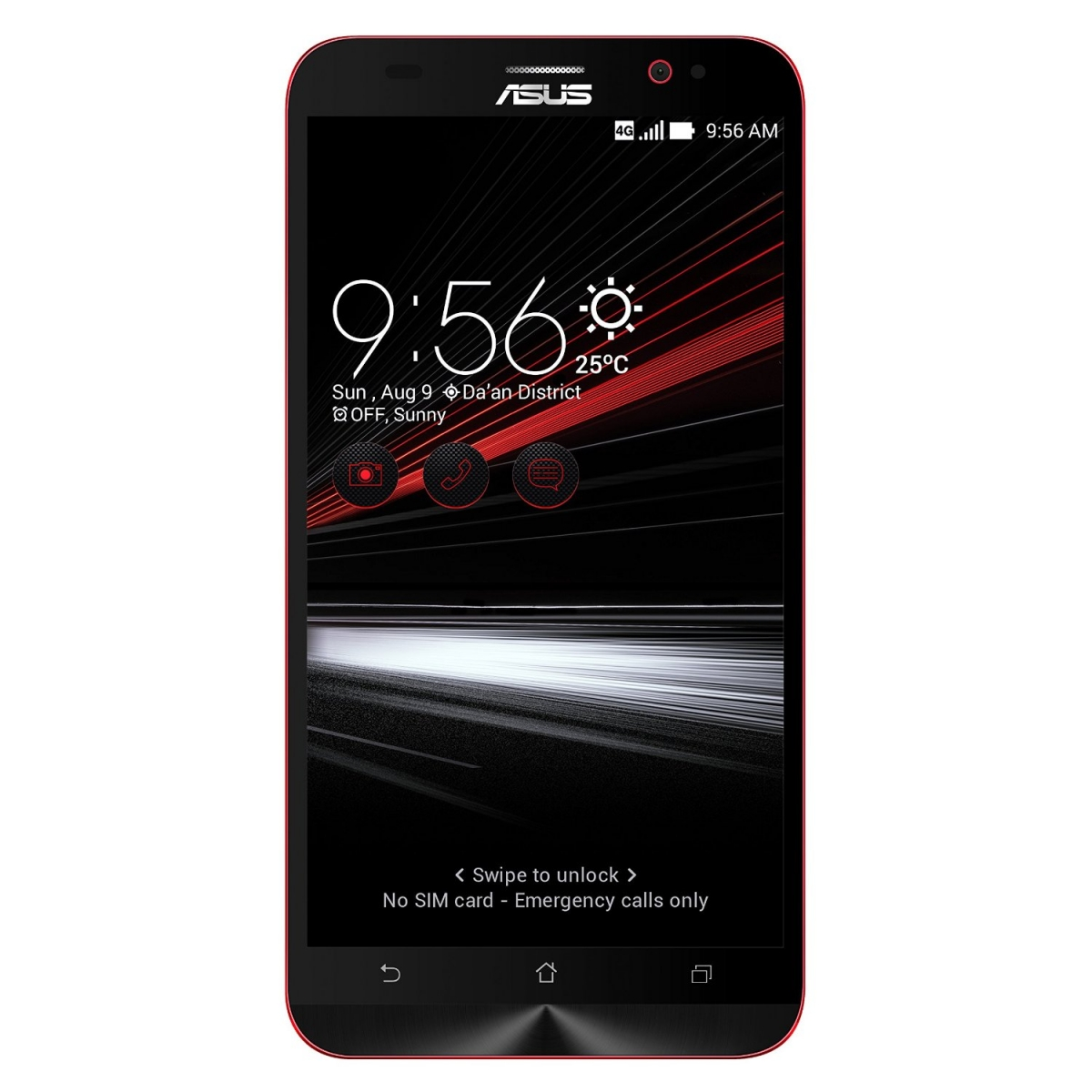 128GB Asus Zenfone 2 in US