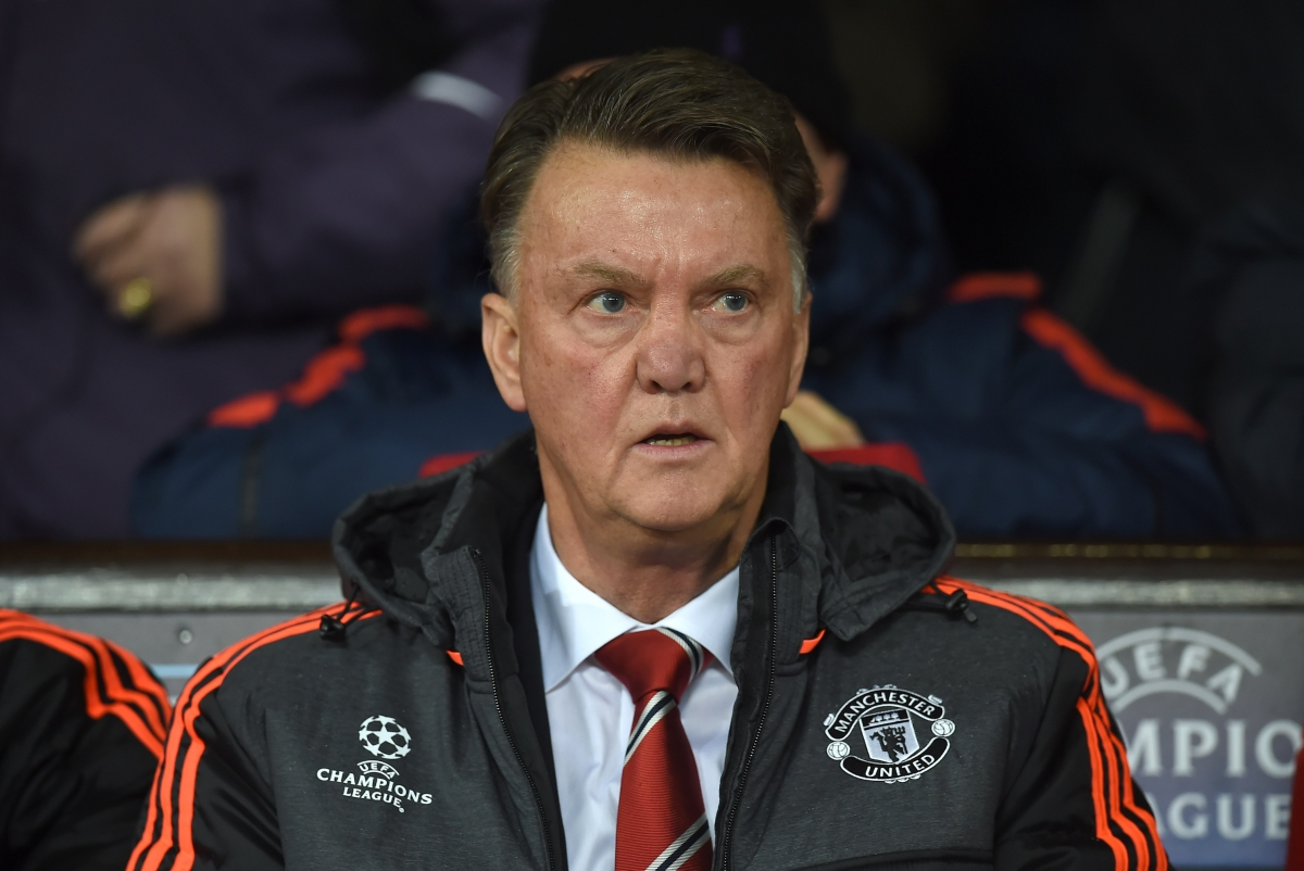 Louis Van Gaal Continues Feud With Manchester United