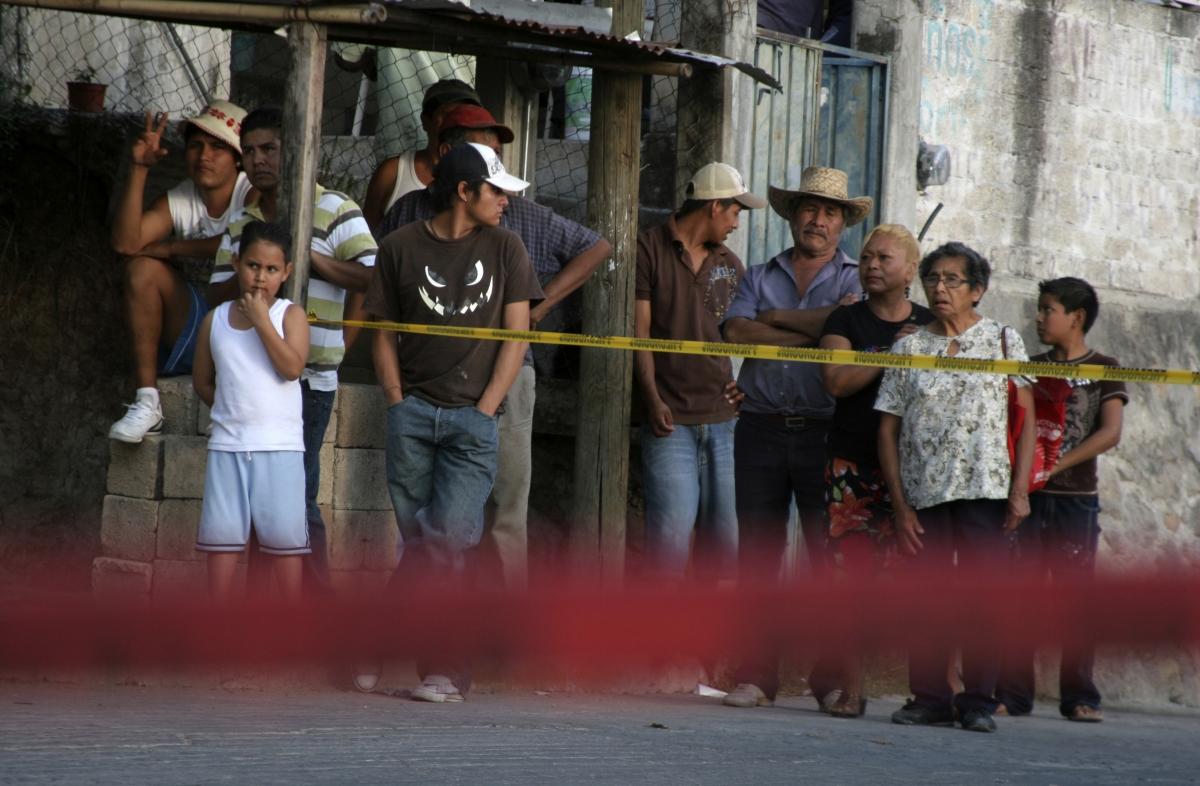 Morelos violence