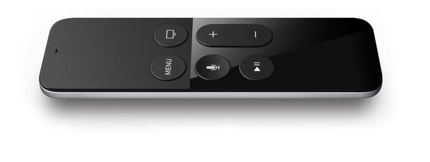 Siri Remote for Apple TV (4th generation)