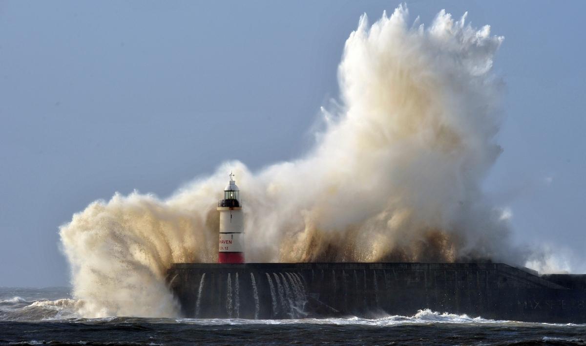UK Storm warning