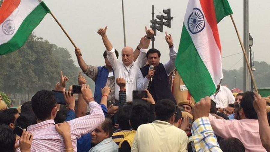Kher March for India